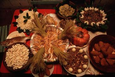 Food Offerings to Gods