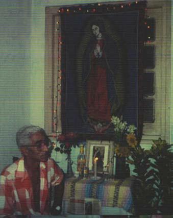 Tata Cristóbal Foto de Jorge L. Rodriguez