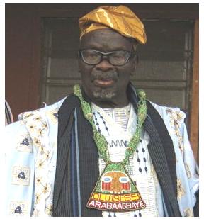 Araba-Agbaye-Oluises